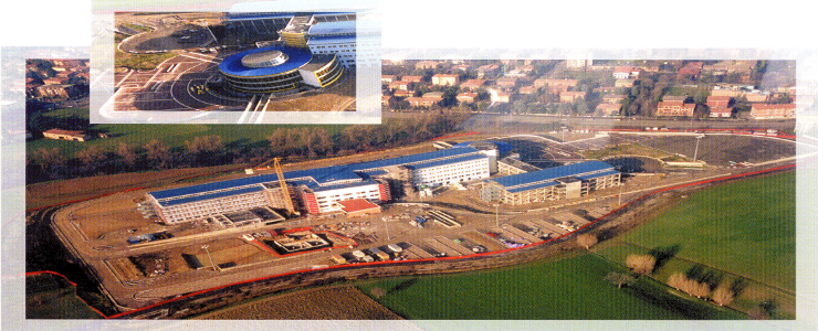 Italy, Sassuolo, Modena - New Hospital