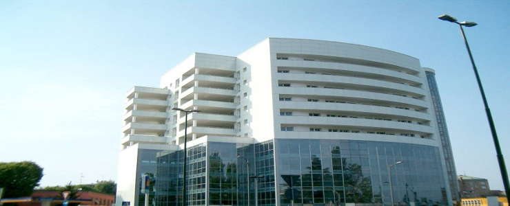 "Italy, Gallarate, Varese - Business and Residential Complex ""Torre Gallarate"""