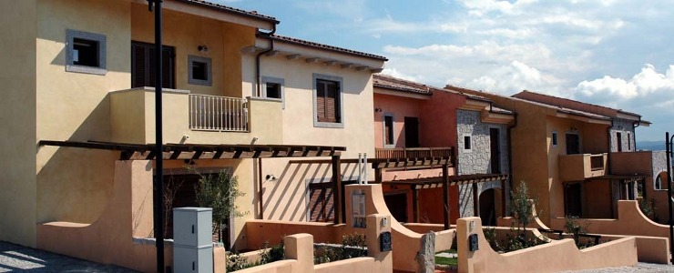 Italy, La Maddalena, Sassari - Housing units