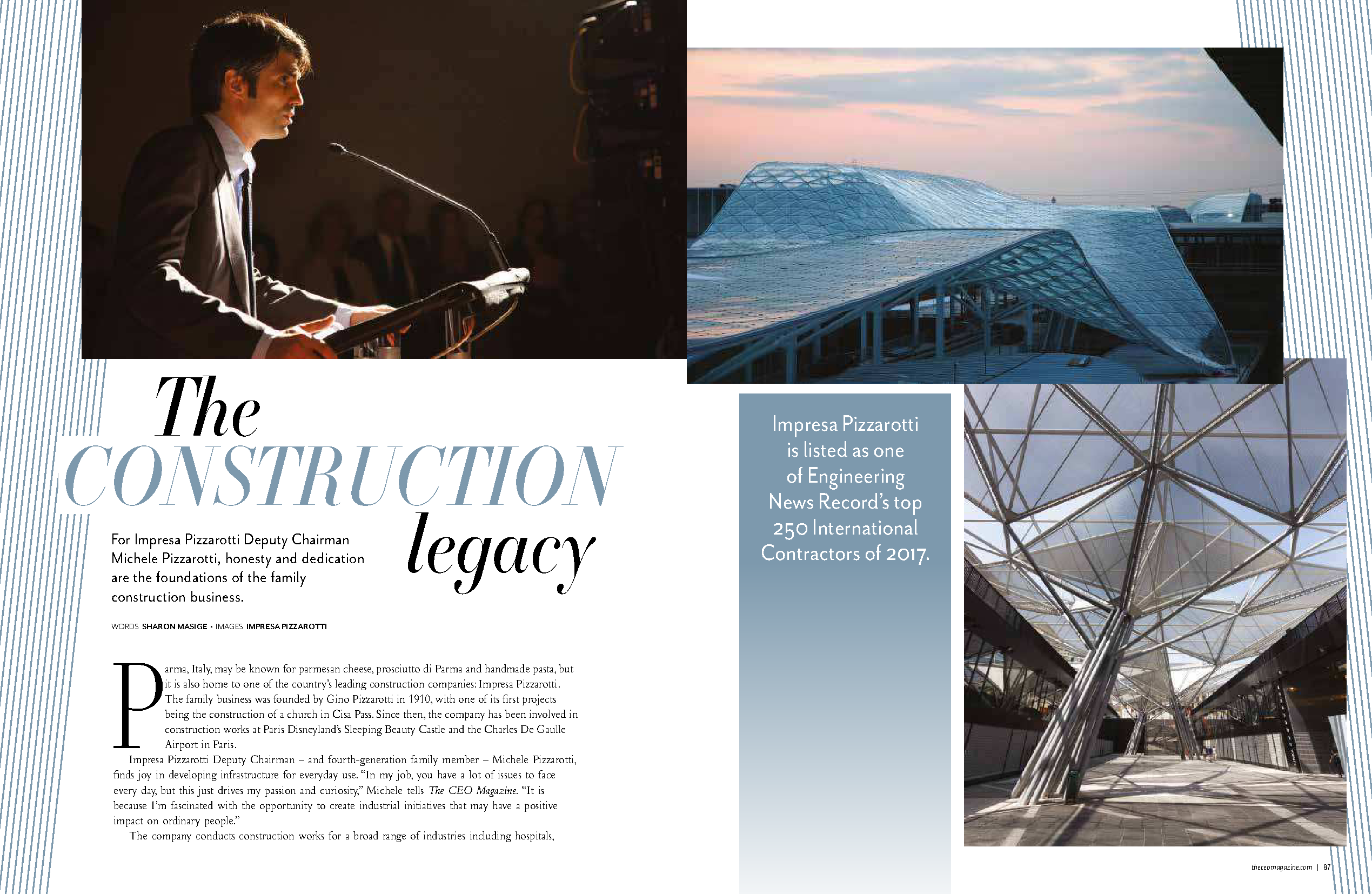 """The construction legacy"
