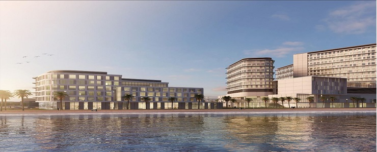 Kuwait - New Maternity Hospital