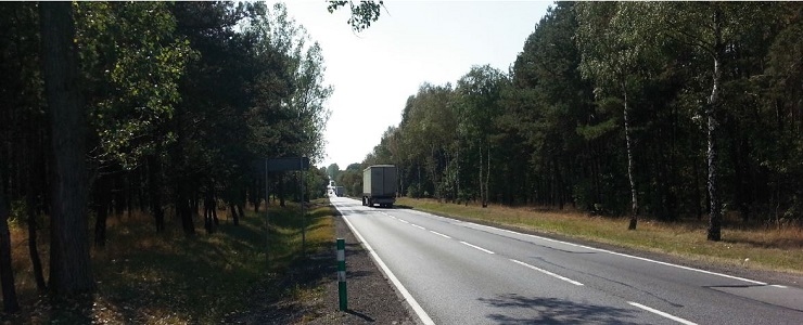 Poland - Highway S5 lot. I-II-V