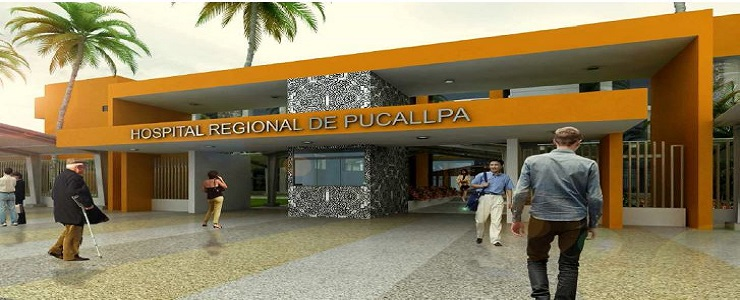 Perù, Pucallpa - Health service strengthening of the Regional Hospital of Pucallpa
