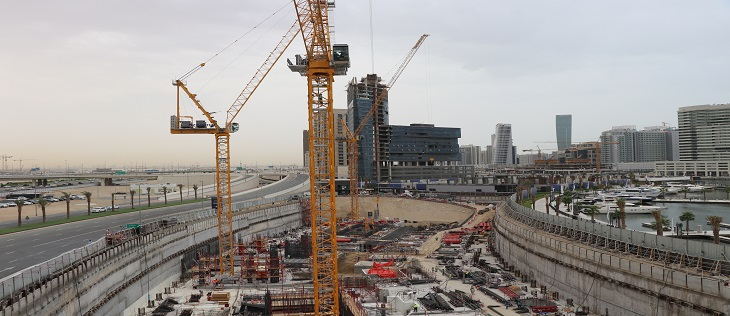 United Arab Emirates, Dubai - Dorchester Project