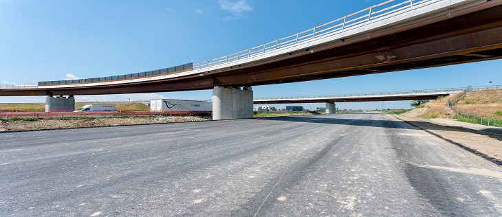 Italy, Fontevivo Parma - Multi-motorway link on the Tirreno - Brennero Motorway 1st Lot